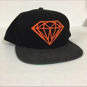 Diamond Supply Co. Other - NWOT Diamond Supply Co. (OS) SnapBack