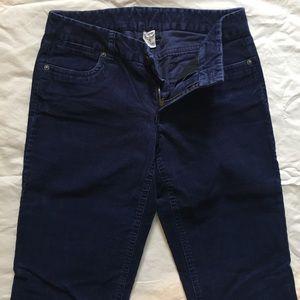 J. Crew bootcut Corduroy pants
