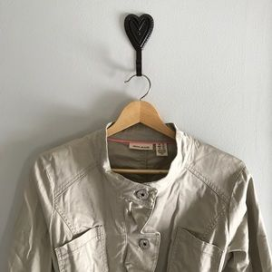 DKNY Jackets & Blazers - • DKNY Tan Jacket •