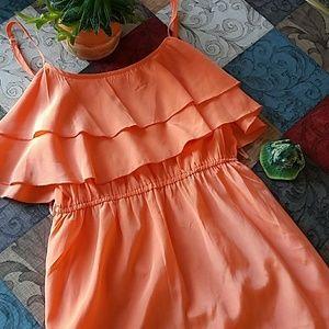 Fun & Flirt Dresses & Skirts - Gorgeous Peach strappy dress