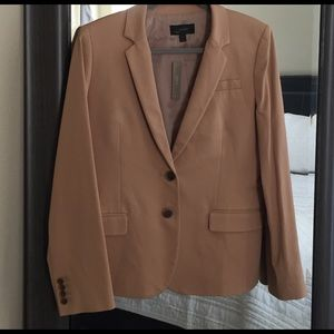 J. Crew double breasted blazer