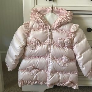 Kate Mack Other - Kate Mack puffer coat for 3 y.o