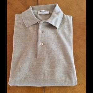Gran Sasso Other - Gran Sasso - Men's Long Sleeve Polo Size L