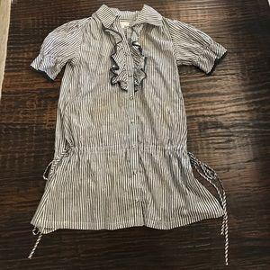 LaRok Dresses & Skirts - LaRok Button Front Shirt Dress