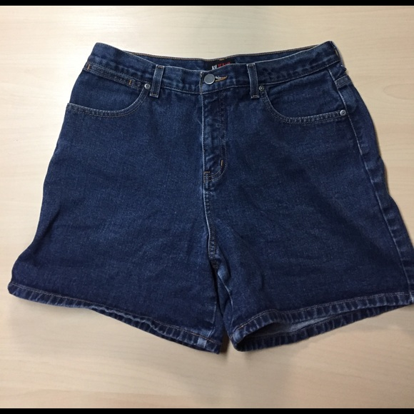 Vintage Shorts - NY Jeans Vintage High Waisted Shorts - 10
