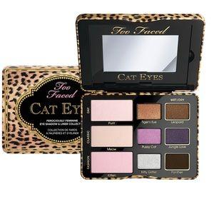 Sephora Other - NIB Too Faced Cat Eyes Eyeshadow Palette