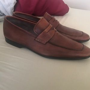 Magnanni Other - Magnanni loafers sz 11