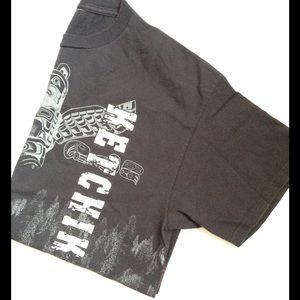 Vintage KETCHIKAN ALASKA T-Shirt Mens
