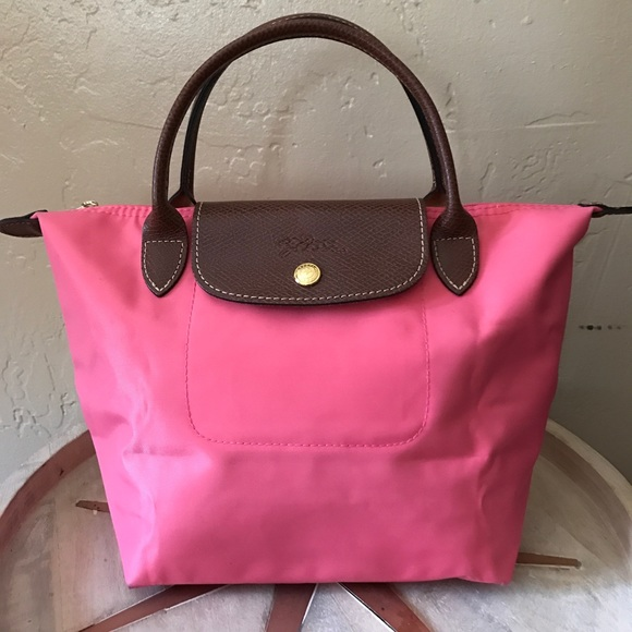 Longchamp Le Pliage Bag Type S Modele Depose bag