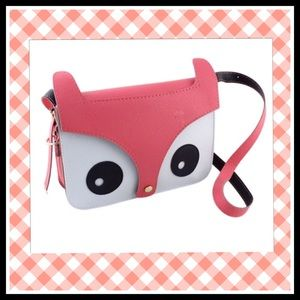 Girls Fox Purse
