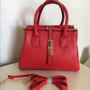 Handbags - New red handbag