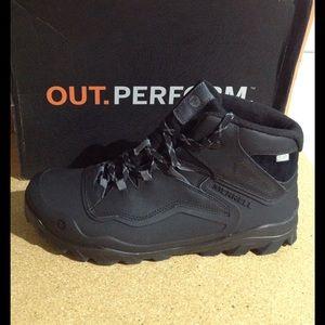 f229d573ac1 Merrell Men's Overlook 6 Ice Plus Waterproof Boots NWT