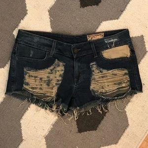 Siwy Pants - Siwy Camilla Cut-Off Shorts
