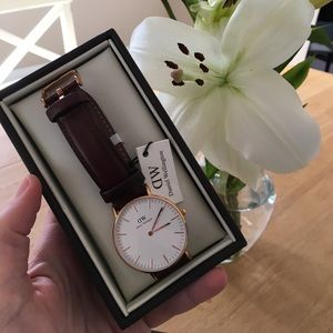 Daniel Wellington Accessories - Daniel Wellington St. Andrews 36mm Watch