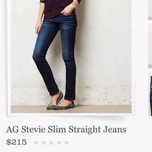AG the Stevie Slim Straight