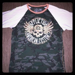 Affliction Other - Men's affliction skull top