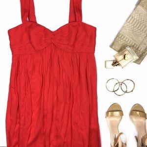 J. Crew Dresses & Skirts - NWT J. Crew Coral Suzy Silk Mini Dress