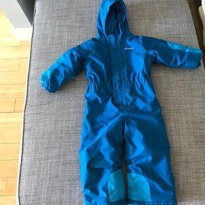 Patagonia Kids Waterproof Snow Suit