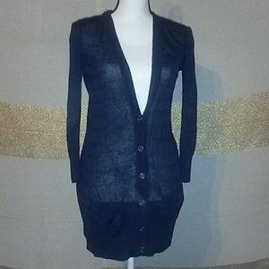 Armani Exchange Sweaters - ???? Navy blue Amani exchange cardigan????