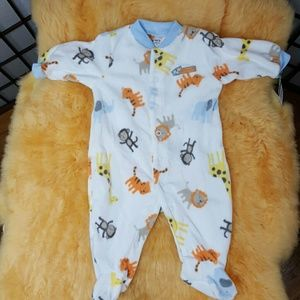 Carter's Other - NWT One Piece CARTER'S Easy entry sleep & play 3M