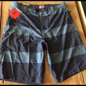 Micros Other - NWT Micros Navy Board Shorts