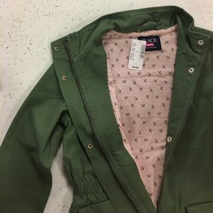 Children's Place Other - Girl's Utility Jacket
