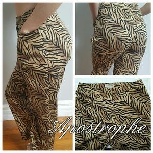 Apostrophe Pants - Apostrophe Stretch Pants sz 4