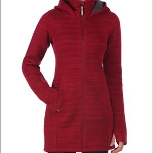 Bench Jackets & Blazers - Bench red hooded jacket