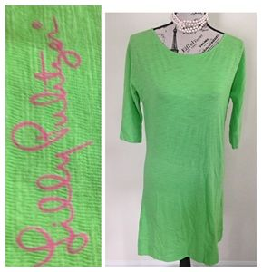 Lilly Pulitzer Cassie Tunic Dress