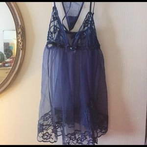 Frederick's of Hollywood Other - NWOT Fredricks babydoll and thong
