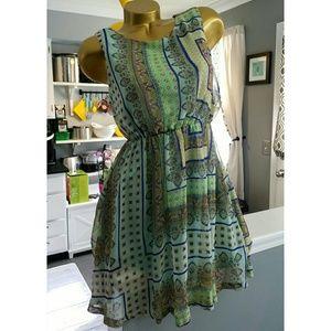 AX Paris Dresses & Skirts - AX Paris printed dress