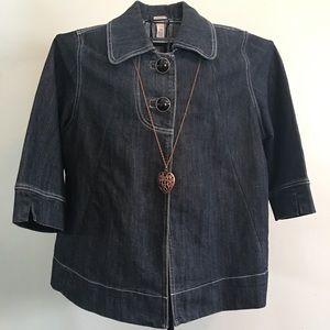 Venezia Jackets & Blazers - Venezia dressy denim jacket