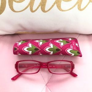Vera Bradley Reading Glasses