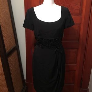 oleg cassini cocktail dress on Poshmark