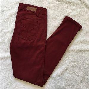 vigold Pants - Vigold red skinny pants
