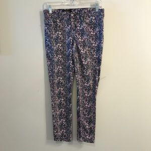 J. Crew Toothpick Ankle Jeans - Like New