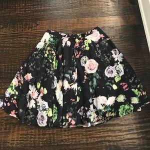 MADE For Implulse Dresses & Skirts - MADE Floral Midi Skirt