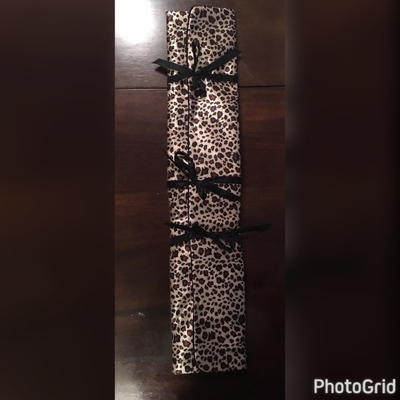 Bags Hair Extension Travel Case Leopard Print Poshmark