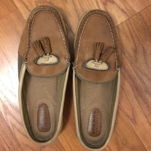 Sperry Top-Sider Shoes - Sperry clogs, barely worn Sz 6, great condition