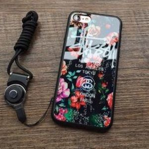 Stussy Other - *NEW* Stussy case w/ lanyard- iPhone 7 ❤