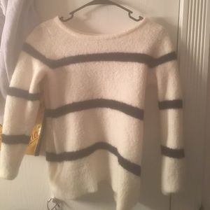 Striped sweater banana republic