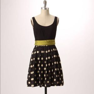 Anthropologie Polka Dot Dress, Corey Lynn Calter