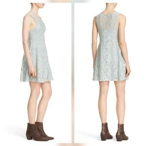 Free People Dresses & Skirts - Free People Miles of Sky Lace Dress