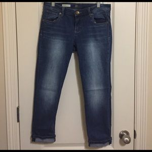Kut from the Kloth Denim - Crop Jeans