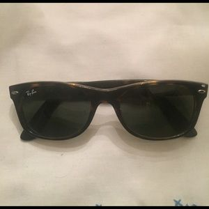 Ray-Ban Accessories - Authentic Ray-Bans Classic Wayfarer Tortoise
