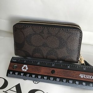 Coach Bags Mini Wallet Poshmark