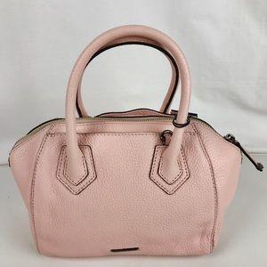 Rebecca Minkoff Handbags - Rebecca Minkoff Micro Perry Leather Satchel