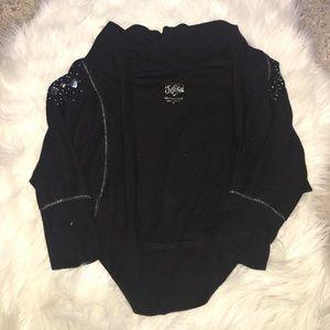 Other - ⚡️✨🌟Sale Girl black cardigan size 10