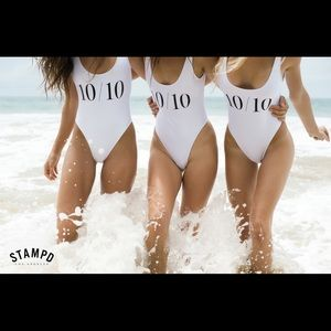Stampd Other - Stampd 10/10 one piece swimsuit size M
