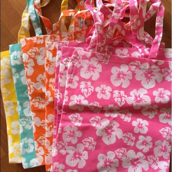 Handbags - Hawaiian tote gift bags